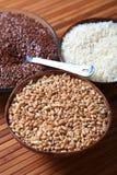 Ingrédients de nourriture Image libre de droits