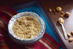 Ingrédients de nourriture Photographie stock libre de droits