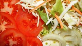 Ingrédients de nourriture fraîche sains Photo stock