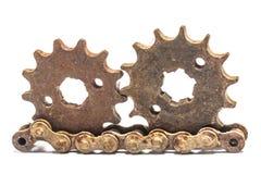 Ingranaggi del metallo Immagine Stock