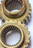 Ingranaggi del metallo Immagini Stock Libere da Diritti