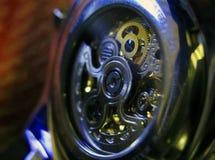 Ingranaggi dell'orologio Fotografia Stock
