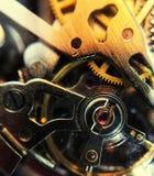 Ingranaggi e denti per catena minuscoli immagine stock
