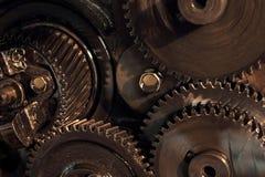 Ingranaggio del motore Fotografia Stock