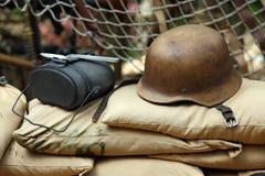 Ingranaggio di combattimento Fotografie Stock
