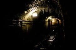 Ingranaggio di estrazione mineraria, Kohtla, Estonia fotografia stock libera da diritti