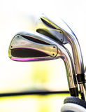 Ingranaggio di golf professionale Fotografia Stock Libera da Diritti
