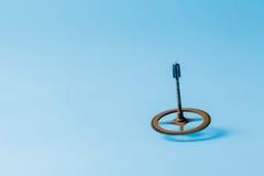 Ingranaggio girante dell'orologio di velocità Fotografia Stock Libera da Diritti