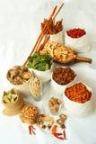 Ingrediënt Thailand royalty-vrije stock foto