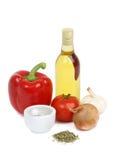 Ingrediënten Stock Foto's