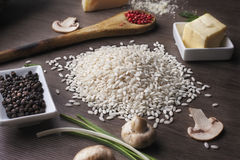 ingrediënten Stock Fotografie