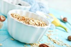 Ingrediants for breakfast royalty free stock image