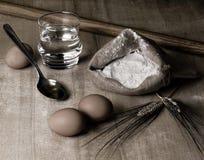 ingredienser italy Fotografering för Bildbyråer