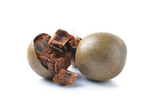 Ingredient for chinese herbal medicine,Luo han guo Stock Images