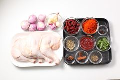 Ingredient for Cooking Stock Photography