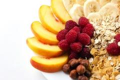 Ingredient`s for healthy breakfast Stock Photo