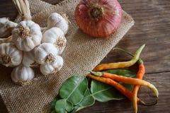 Ingredient Thai food Royalty Free Stock Image