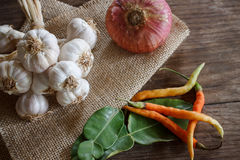 Ingredient Thai food Stock Photos