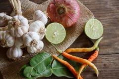 Ingredient Thai food Royalty Free Stock Photography