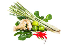 Ingredient for thai food Royalty Free Stock Image