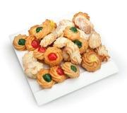 Ingrediente della composizione in cousine dell'alimento per mangiare Immagine Stock