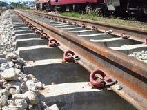 Ingrediente della ferrovia Immagini Stock