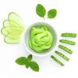 Ingrediente natural para o skincare Imagem de Stock