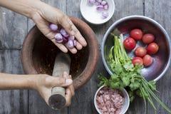 Ingrediente nel thaifood Fotografia Stock Libera da Diritti