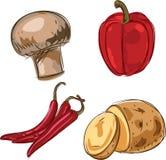 Ingredientes libre illustration