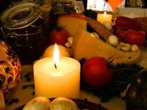Ingredientes alimentarios Fotos de archivo libres de regalías
