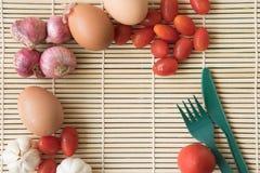 Ingredientes alimentarios Imagen de archivo
