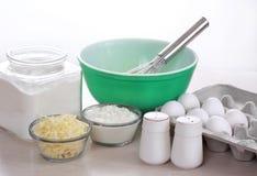 Ingredientes de alimento foto de stock