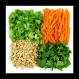 Ingredientes de alimento asiáticos 1 Foto de Stock