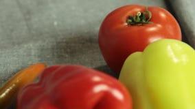 Ingredientes de alimento para cozinhar o quesadilla da batata doce vídeos de arquivo