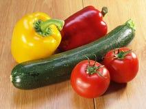 Ingredientes para cozinhar Foto de Stock Royalty Free