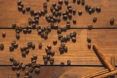 Ingredientes para crear la bebida deliciosa Fotografía de archivo libre de regalías