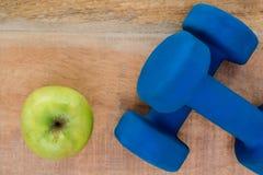Ingredientes para um estilo de vida saudável Fotografia de Stock Royalty Free