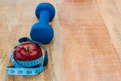 Ingredientes para um estilo de vida saudável Imagens de Stock