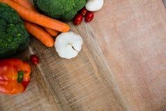 Ingredientes para um estilo de vida saudável Fotografia de Stock