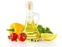 Ingredientes y especia para cocinar del alimento imagen de archivo libre de regalías