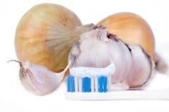 Ingredienti di alimento dell'aroma Fotografia Stock