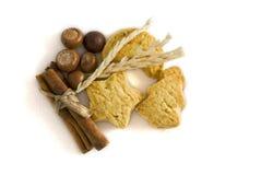 Ingredienti naturali Fotografia Stock