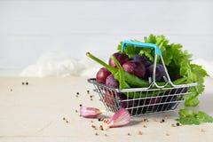 Ingredienti per salsa saporita dalle prugne rosse, aglio, coriandolo, aneto, pepe Tkemali georgiano su fondo bianco Autumn Cannin immagini stock libere da diritti
