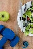 Ingredienti per uno stile di vita sano Immagini Stock