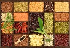 Ingredients Stock Image