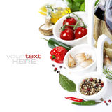 Ingredients Stock Photography