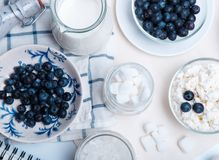 Ingredients Royalty Free Stock Images