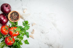 Ingredients for cooking Stock Photography