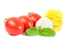 Ingredients for Italian cooking Stock Photos