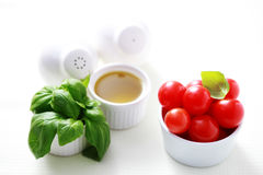Ingredients for salad Stock Images